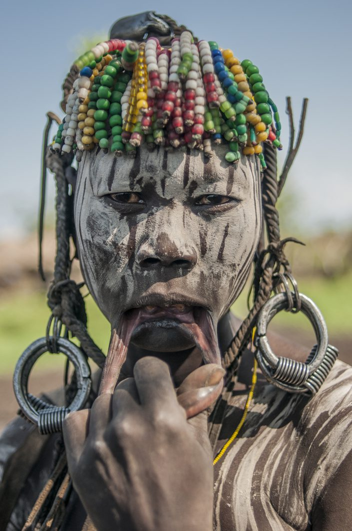 Peoples of the Omo - documentary photography