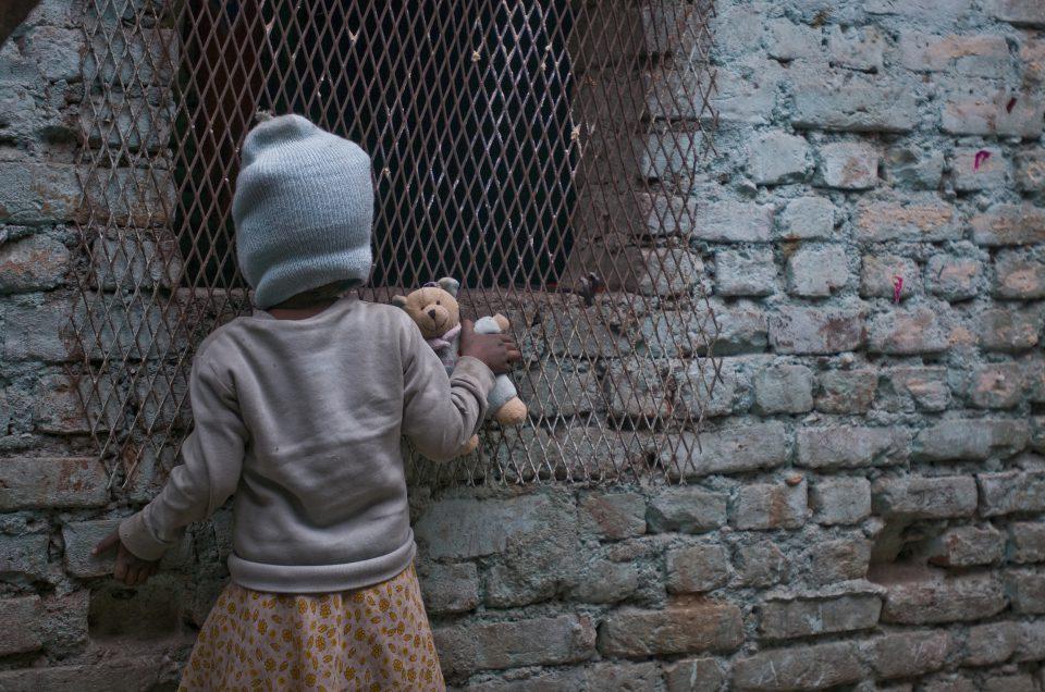 Homeless in Dehradun - NGO photography