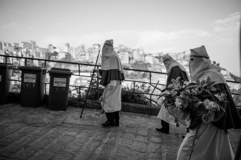 Easter Holy Week in Sicily - documentary photography