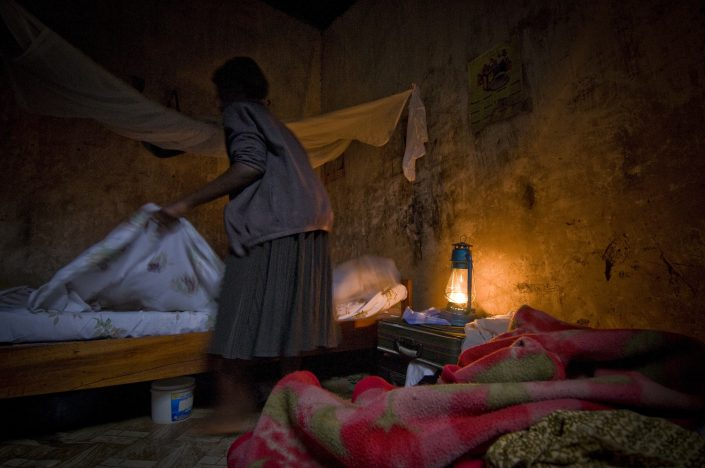 Aids orphans in Uganda - documentary photography