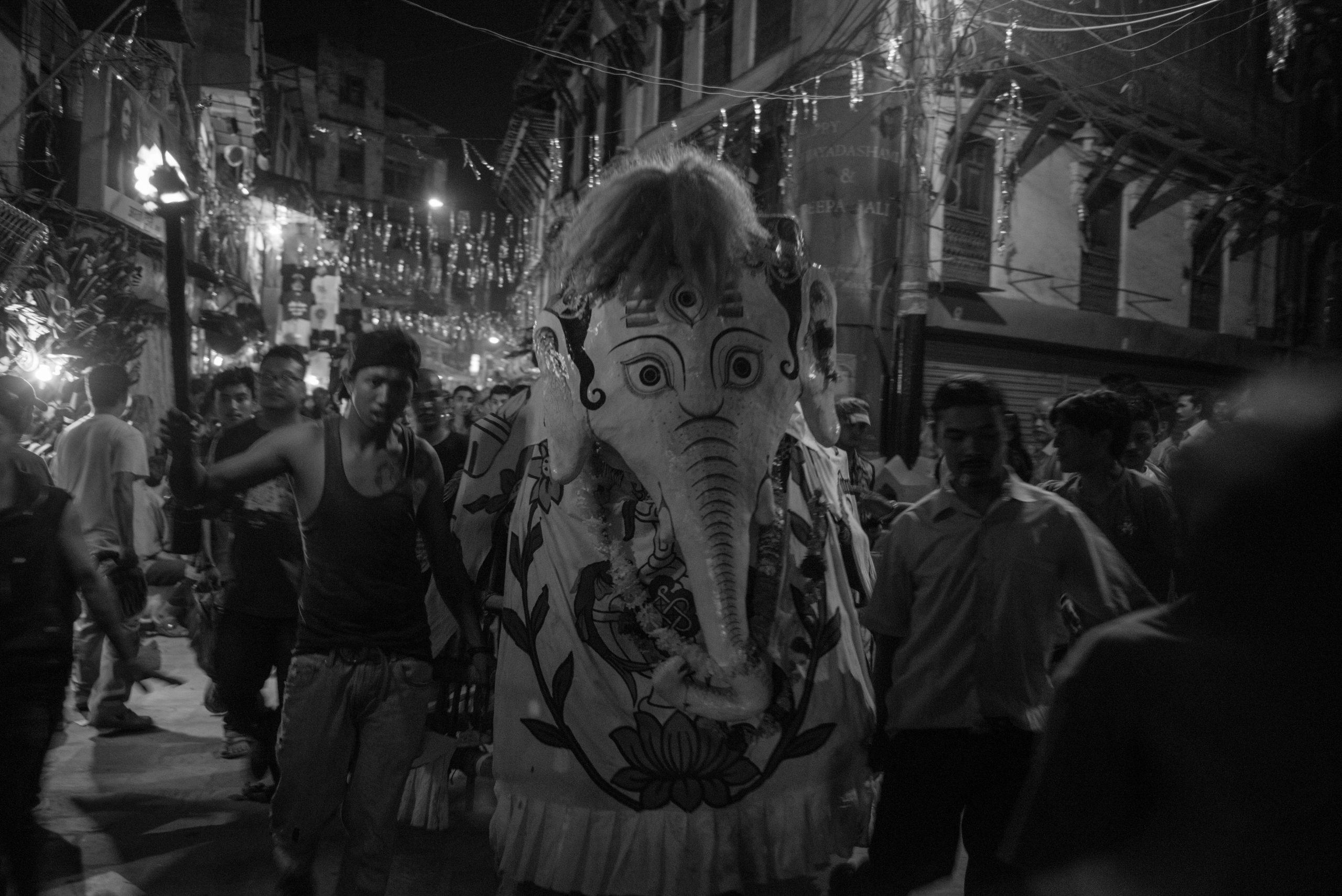 Kathmandu festival, Nepal