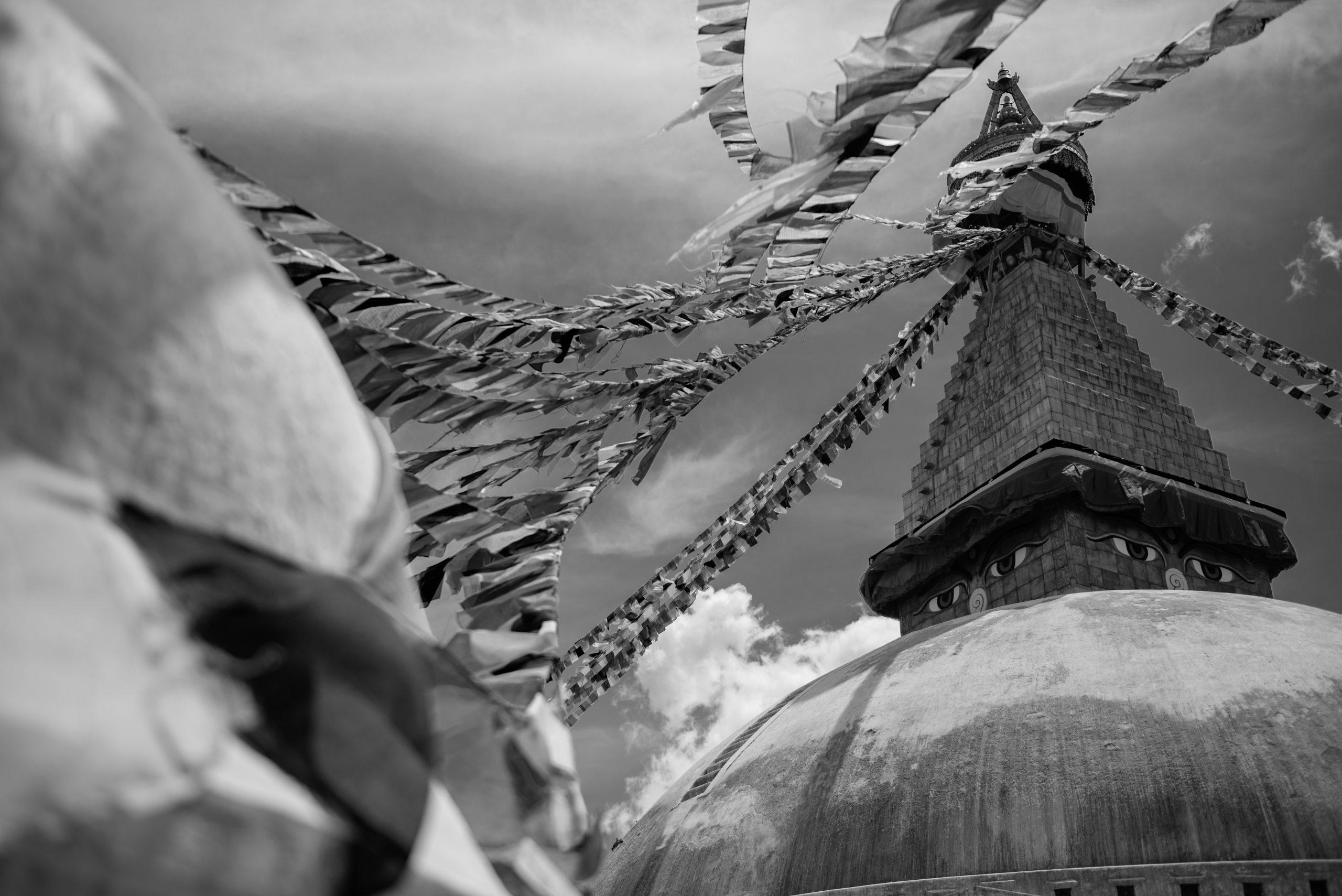 Spiritual Kathmandu, Budnath Stupa