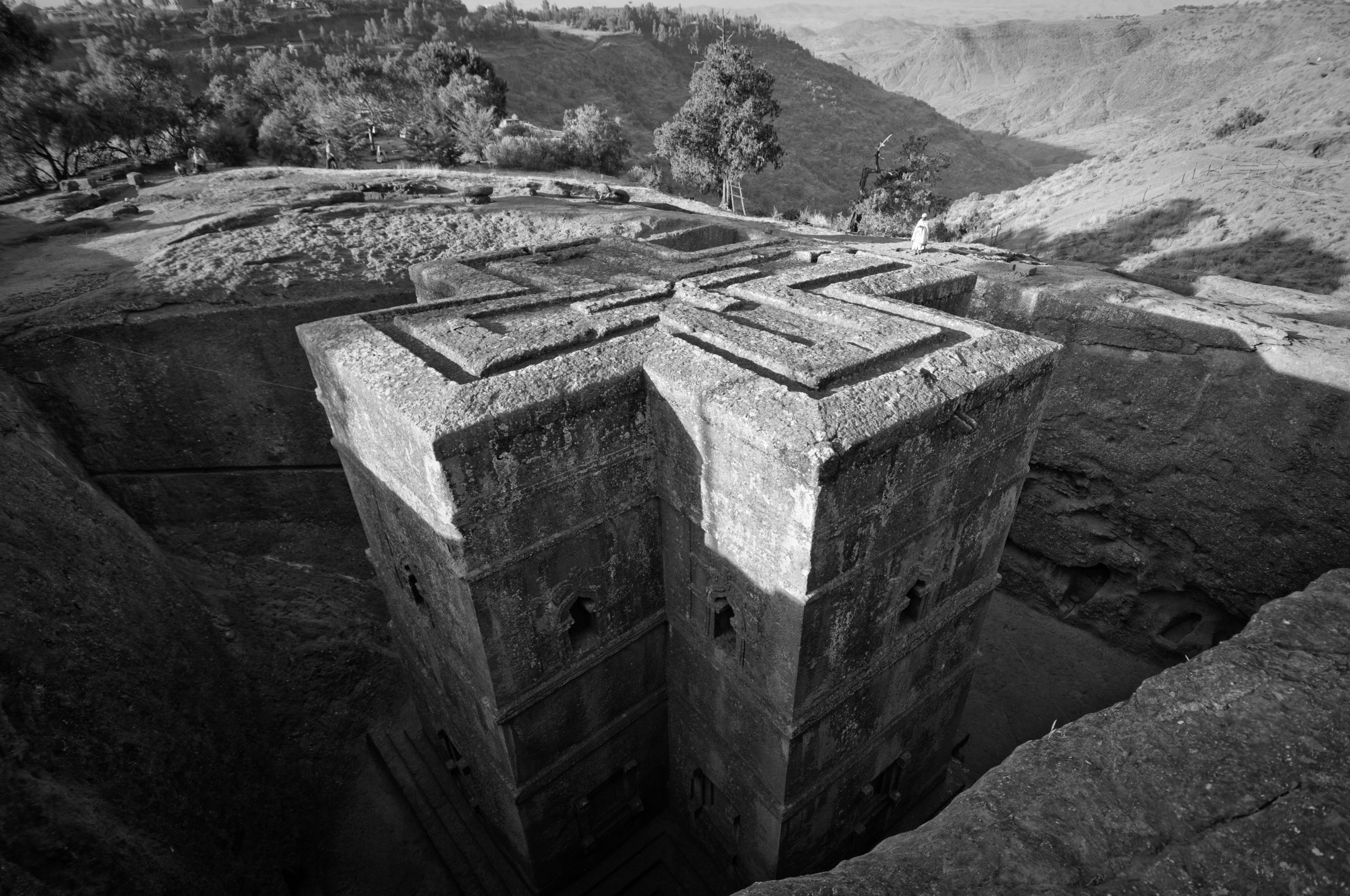 Lalibela church - Ethiopia
