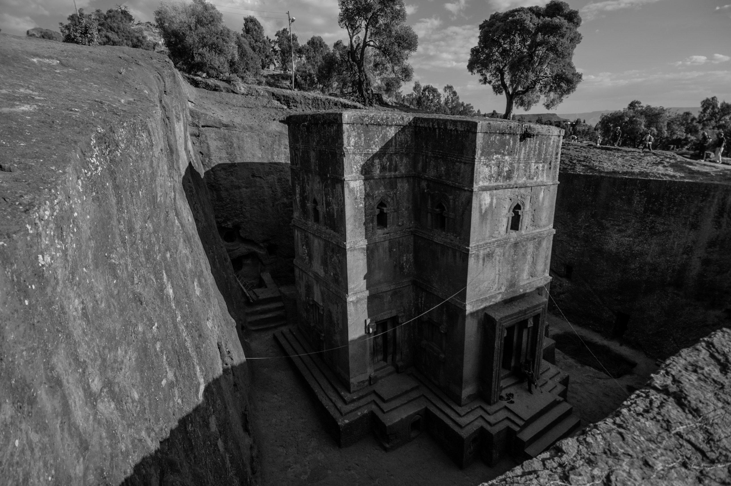 Lalibela church - Ethiopia