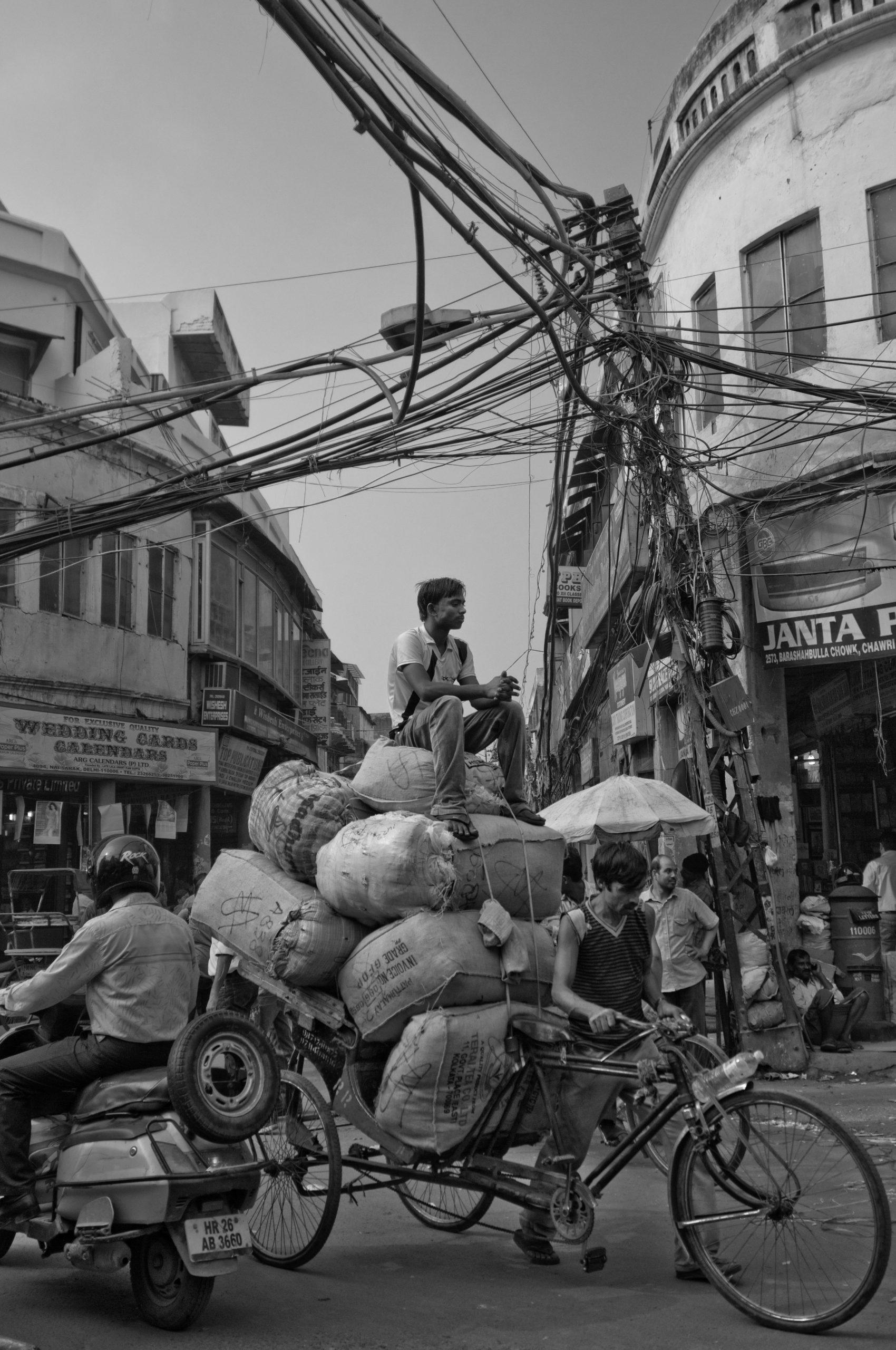 New Delhi, Old Delhi