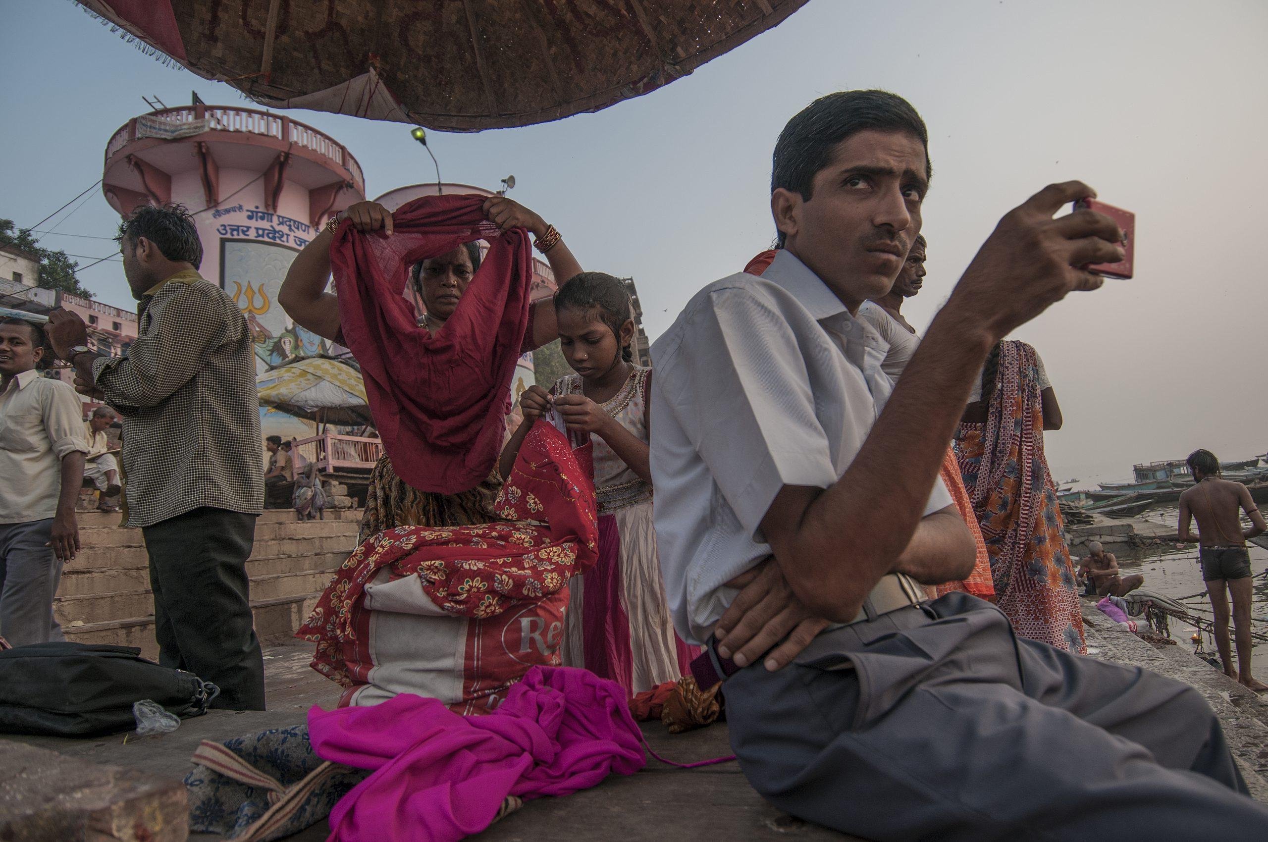 Varanasi - Mother Ganga